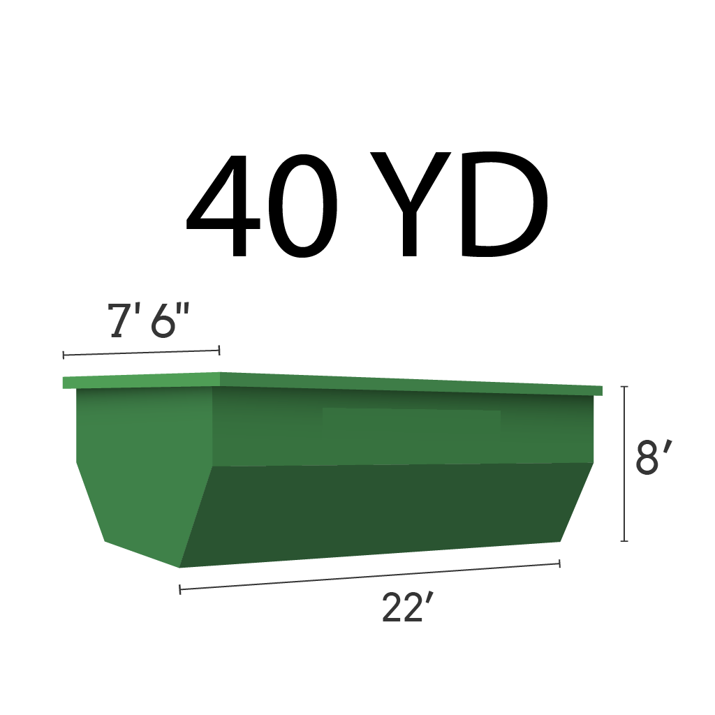 Image of dumpster: 40YD Roll-Off